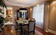 Trendy Stylish Dining Rooms  6 Picture