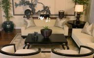 Asian Elegant Living Rooms  8 Arrangement