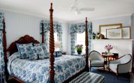 Blue Traditional Bedrooms  17 Decoration Inspiration