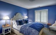 Blue Traditional Bedrooms  8 Decoration Idea