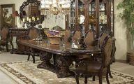 Classic Dining Room  76 Ideas