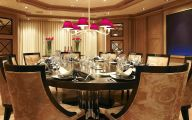 Classic Dining Room Chandeliers  8 Picture