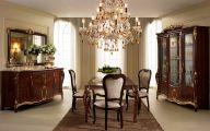Classic Dining Room Design  20 Decoration Idea