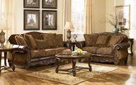 Classic Living Room Chairs  3 Arrangement