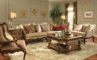 Classic Living Room Decorating Ideas  4 Designs