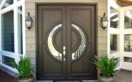 Exterior Modern Doors  29 Designs