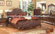 High End Traditional Bedroom Furniture  12 Arrangement