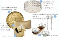 Home Accessories Gold 18 Architecture