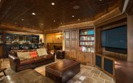 Luxury Basements  17 Home Ideas
