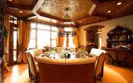 Luxury Dining Room Design  9 Decor Ideas
