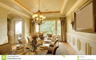 Luxury Dining Room Pictures  11 Design Ideas