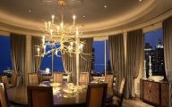 Luxury Dining Rooms  18 Arrangement