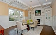 Luxury Dining Rooms  22 Decoration Inspiration
