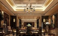 Luxury Dining Rooms  4 Decoration Inspiration