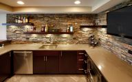 Modern Basement Bar Designs  3 Designs