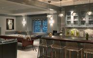 Modern Basement Bar Designs  5 Arrangement