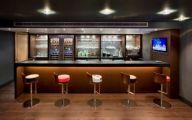 Modern Basement Bar Designs  7 Arrangement