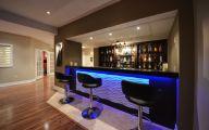 Modern Basement Bar Ideas  14 Picture