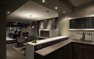 Modern Basement Bars  10 Home Ideas