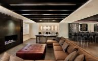Modern Basement Ceiling  16 Architecture