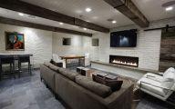 Modern Basement Ceiling  20 Inspiring Design