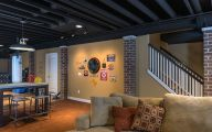 Modern Basement Ceiling  22 Ideas
