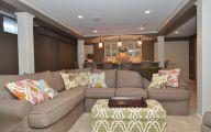 Modern Basement Furniture  14 Home Ideas