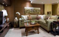 Modern Basement Furniture  17 Home Ideas