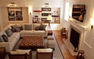 Modern Basement Furniture  19 Renovation Ideas