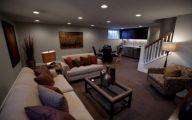 Modern Basement Furniture  22 Architecture