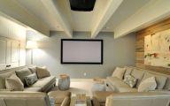 Modern Basement Furniture  3 Arrangement