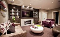 Modern Basement Remodel  13 Picture