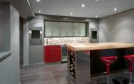 Modern Basement Remodel  9 Architecture