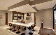 Modern Basements  11 Renovation Ideas