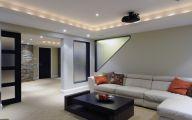 Modern Basements  16 Design Ideas