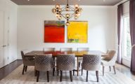 Modern Dining Room Art  12 Picture