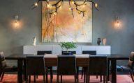 Modern Dining Room Art  27 Renovation Ideas