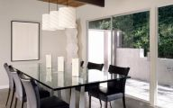 Modern Dining Room Light Fixtures  15 Decoration Idea