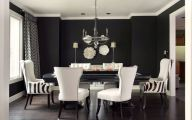 Modern Dining Rooms  13 Arrangement