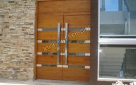 Modern Exterior Doors  15 Ideas