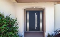 Modern Exterior Doors  19 Home Ideas