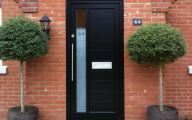 Modern Exterior Doors  23 Arrangement