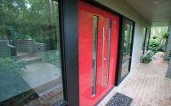 Modern Exterior Doors  24 Picture