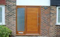 Modern Exterior Doors  27 Picture
