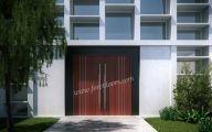 Modern Exterior Doors  6 Designs