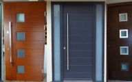 Modern Exterior Doors  7 Design Ideas