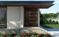 Modern Exterior Doors  8 Decor Ideas
