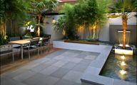 Modern Garden Design  28 Architecture