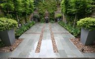 Modern Garden Design Pinterest  39 Architecture