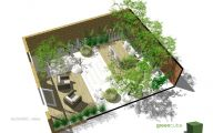 Modern Garden Designs For Small Gardens  15 Designs